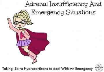 Adrenal Insufficiency and Emergency Situations