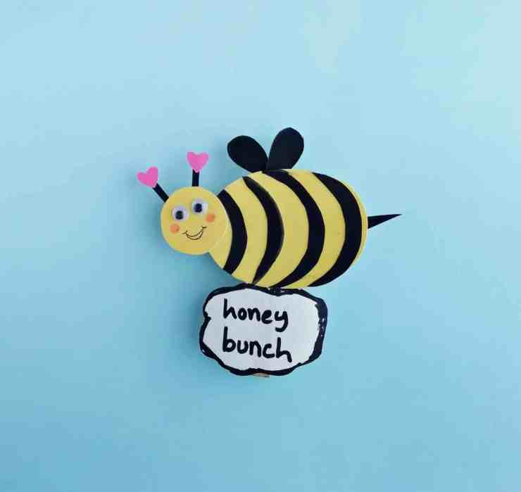 IMG 20181208 155157 - DIY Honey Bee Craft Idea For Valentines