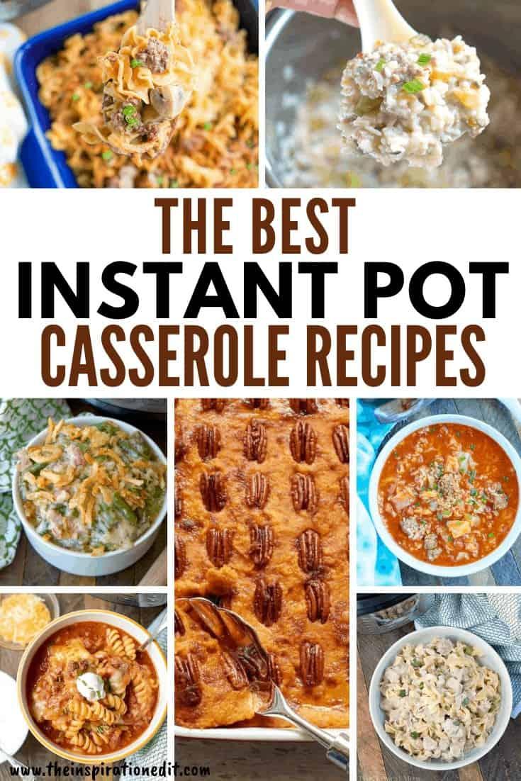 The Best Instant Pot Casserole Recipes