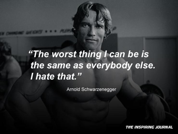 arnold schwarzenegger quotes about life success gym bodybuilding motivation quotes