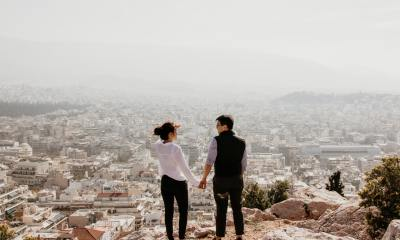 travelling with your partner