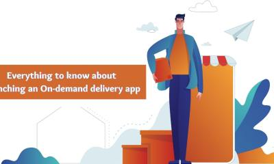 Launching an On-demand delivery app
