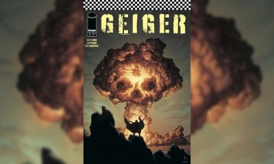 Geiger comic