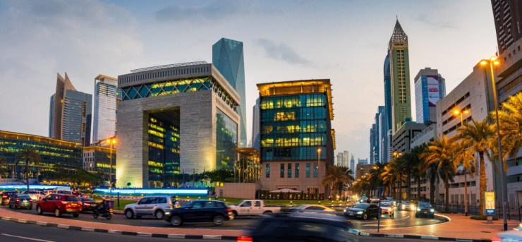 Dubai International Financial Centre DIFC