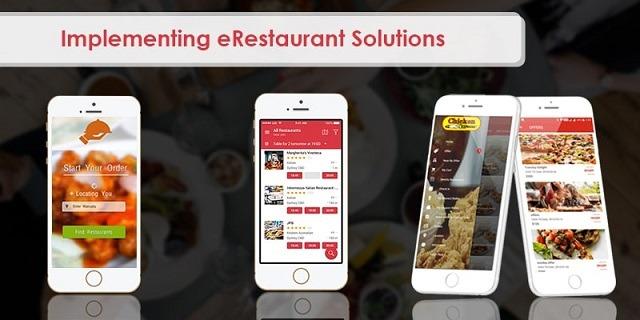 Online Restaurant - 10 Things to Know - restaurant app   online restaurant management systems