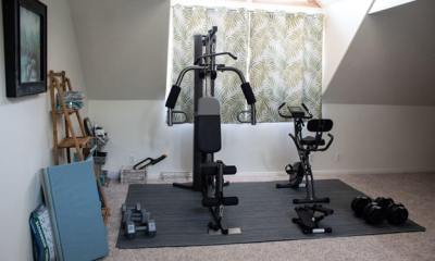 5 Ways to Set Up Your Home Gym