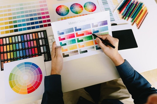 Choose Brand Colors to Fit Your Business
