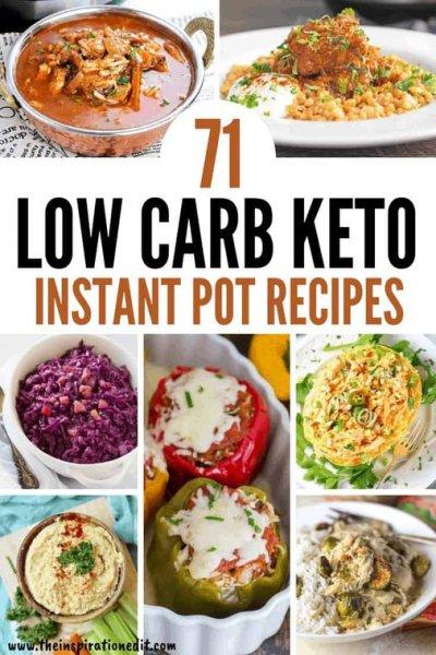 71-Low-Carb-Keto-Instant-Pot-Recipes