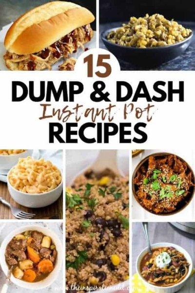dump and dash instant pot recipes