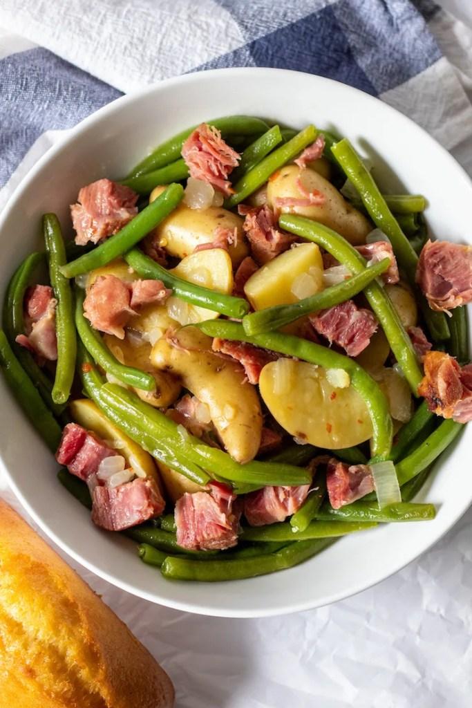 Instant-Pot-Green-Beans-Potatoes-and-Ham