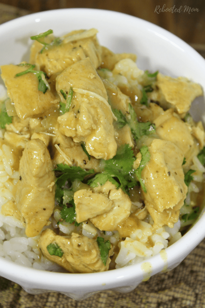 Instant-Pot-Basil-Chicken-Coconut-Curry
