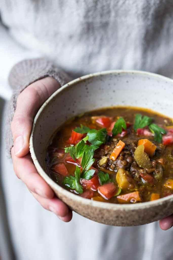 Instant-Pot-Lentil-Soup
