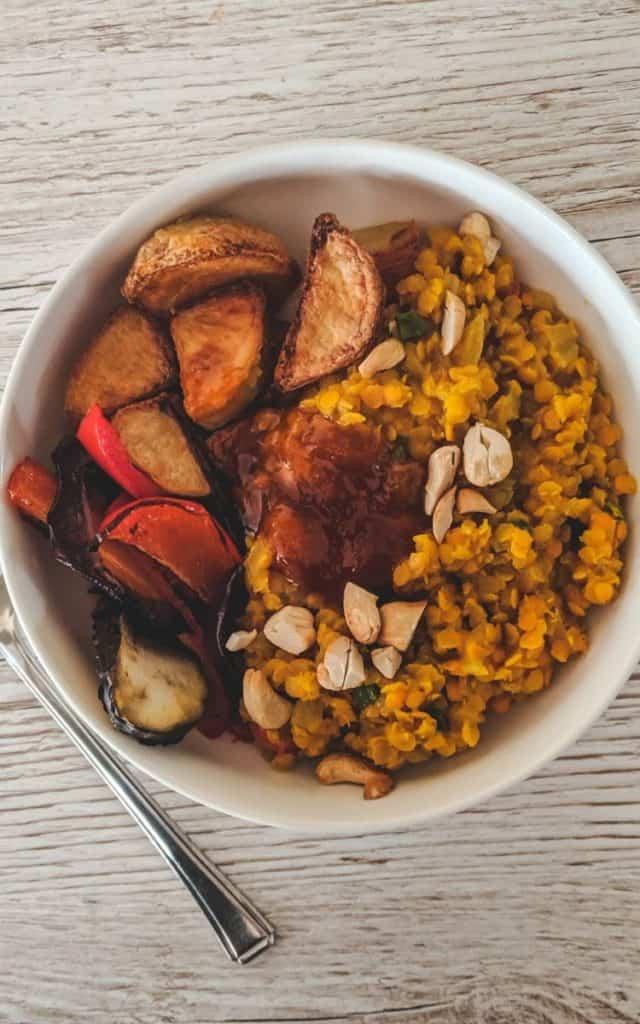 Instant-Pot-red-lentil-dahl