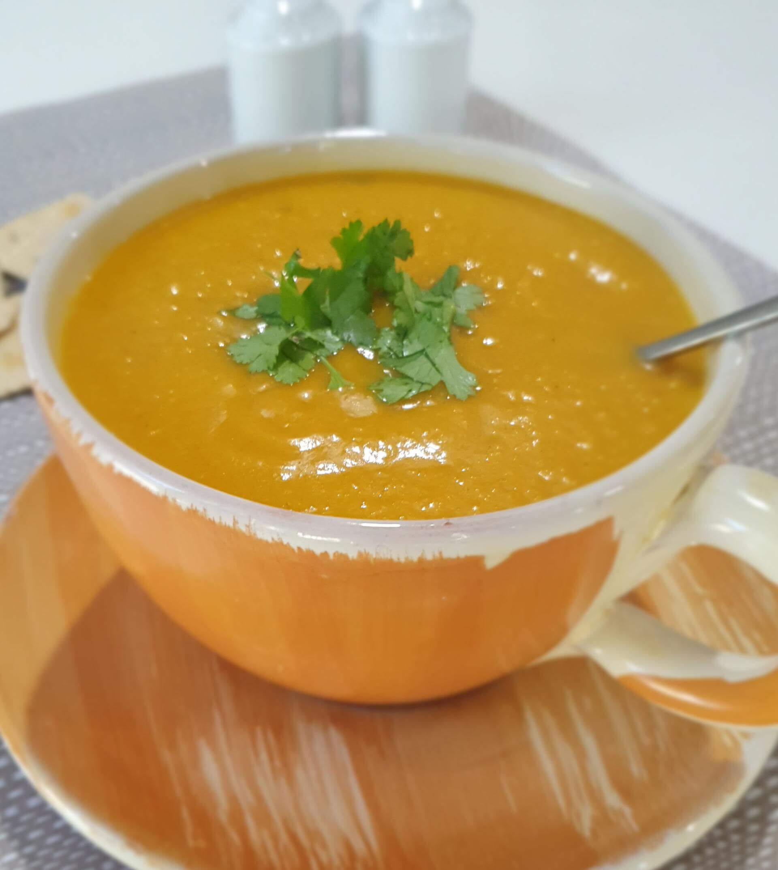 best pumpkin soup recipe
