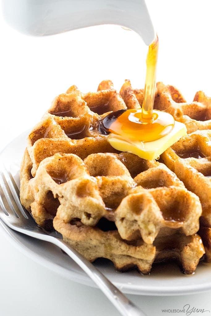 Instant-Pot-Keto-Paleo-Almond-Flour-Waffles