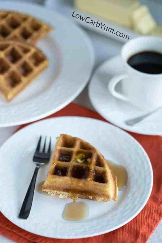 Instant-Pot-paleo-coconut-flour-waffles-belgian