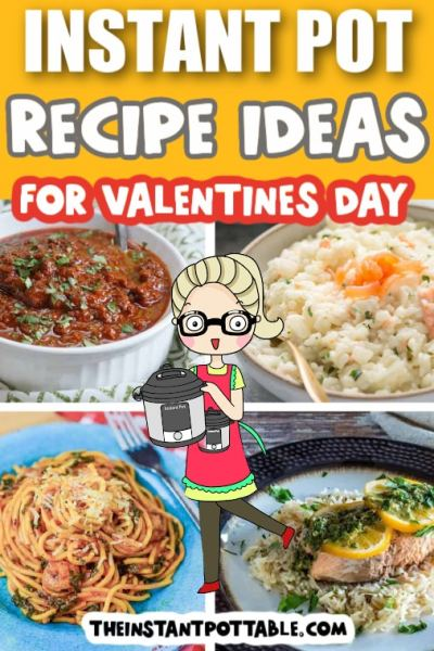 instant pot recipes for valentines day
