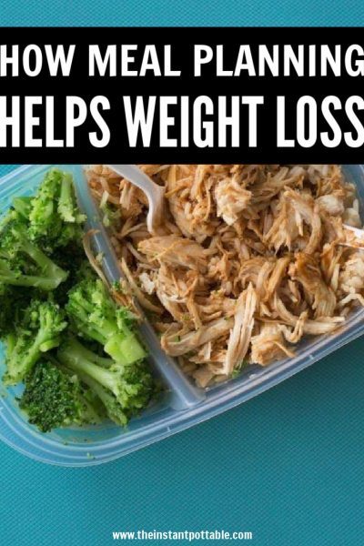 MEAL PREPPING IS FANTASTIC TO AID WEIGHT LOSS