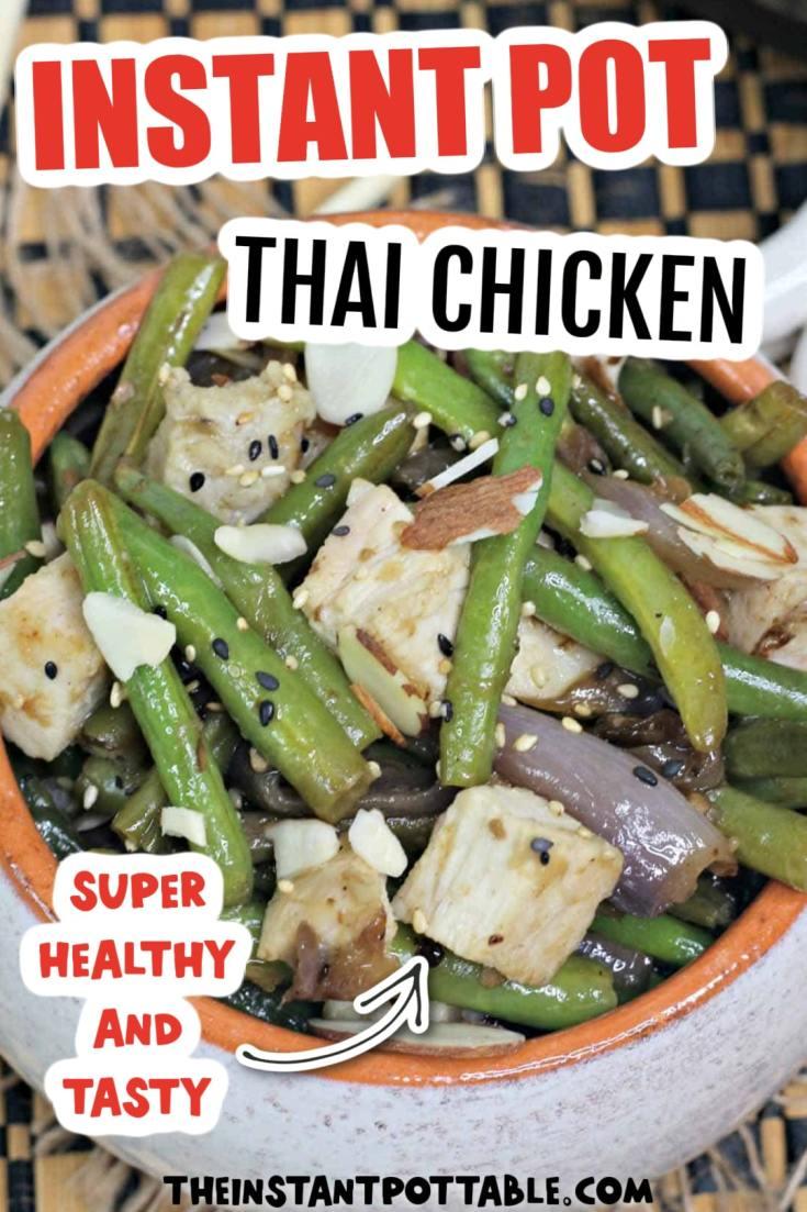 thai-chicken instant pot recipe