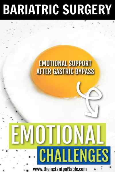 BARIATRIC SURGERY emotions