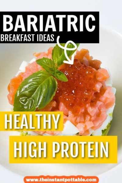 bariatric-breakfast ideas