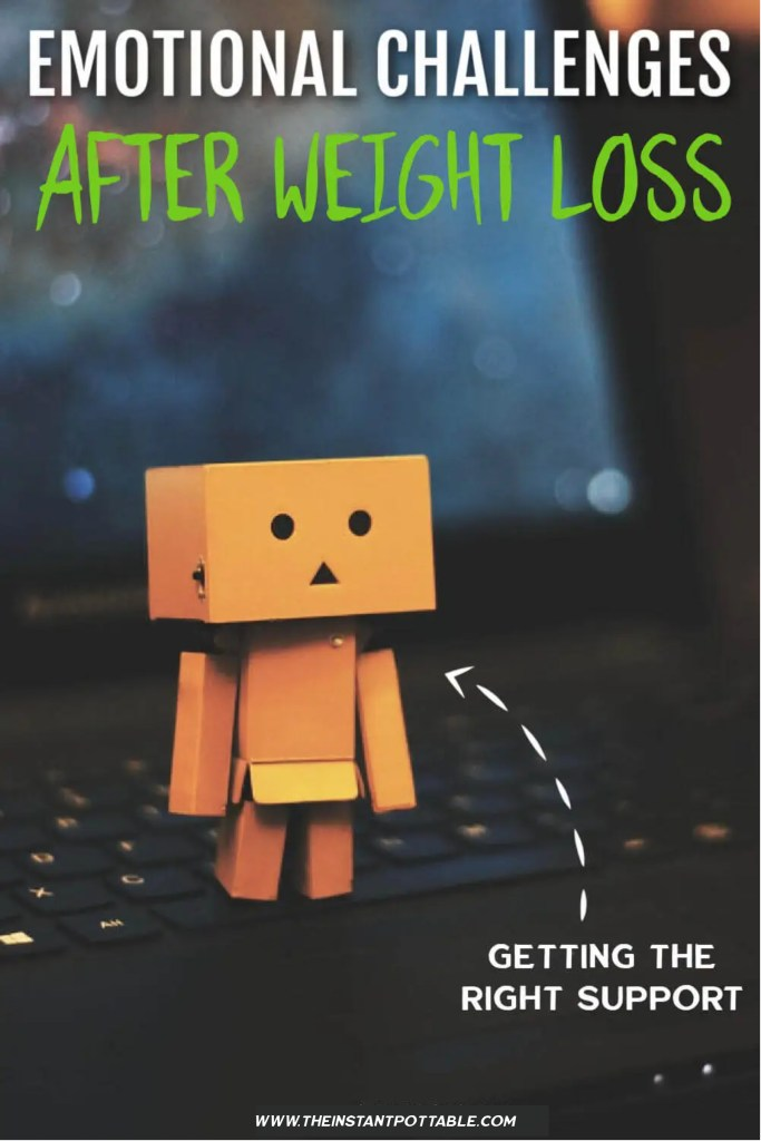emotional challenges after weight loss surgery