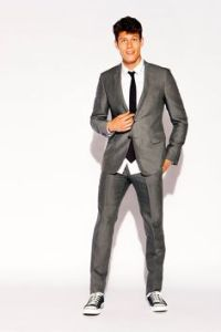 Sexy Suit with Converse