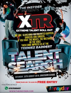 Xtreme Talent Roll Out