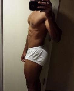muscle butt