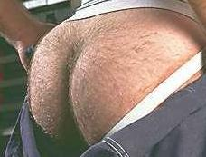picture Butt hairy
