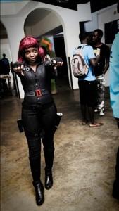 Naiccon 2014 costume girl