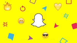 Snapchat Now Allows Emoji To Move Around With You In Video