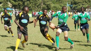 Our Future Rugby 7s stars Battle in Nairobi County School tournament