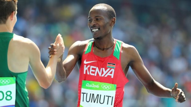 boniface tumuti finish