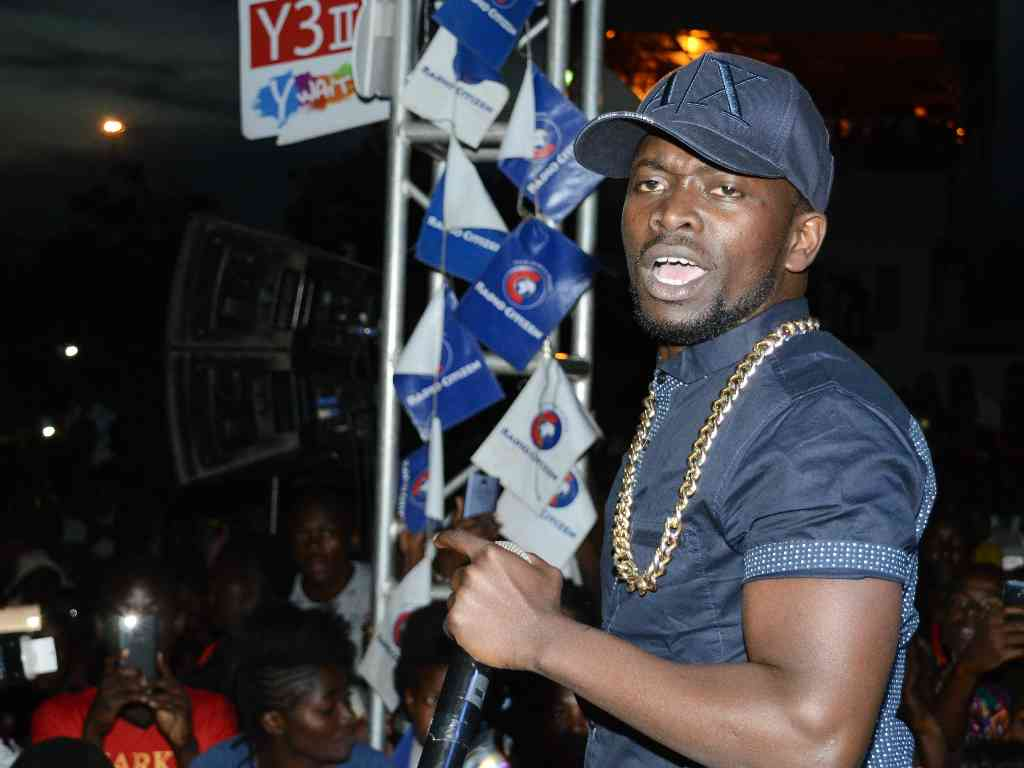 Six-figure calls only, insists Kenrazy