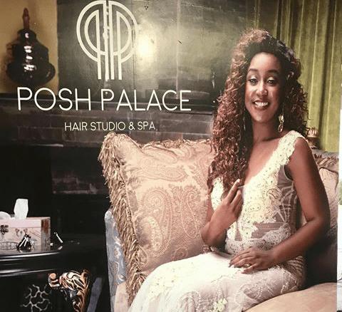 Betty Kyallo opens up classy salon 'Posh Palace'