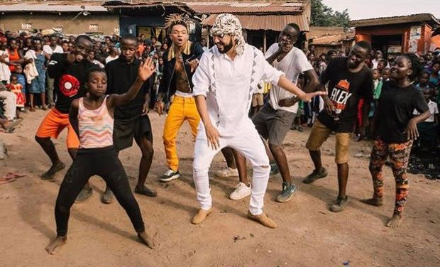 'Sitya Loss' kids dance better than Chris Brown, says French Montana