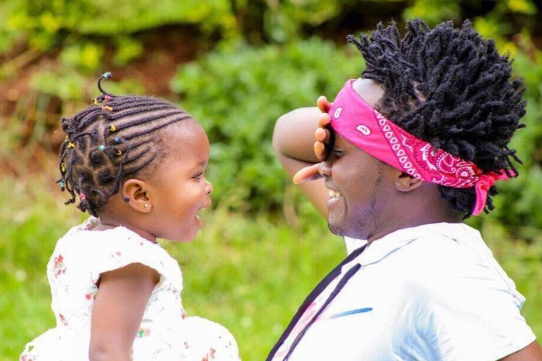 Bahati's baby mama finally speaks about her relationship with the singer!