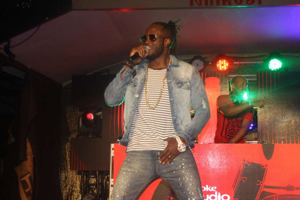 Kenyan artistes are lazy, Bebe Cool (Video)