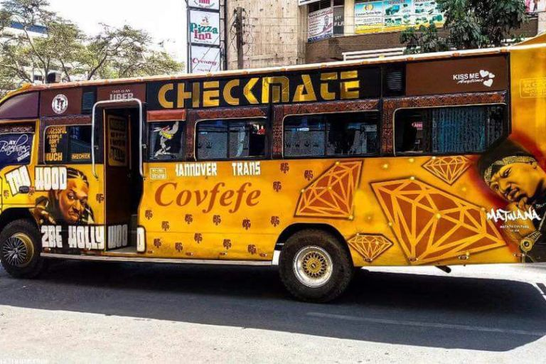 Covfefe; Hot nganya hits town!