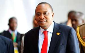 Here's how you can dine with President Uhuru Kenyatta today