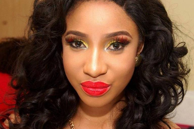 Gorgeous Nollywood actress Tonto is in Nairobi (Pictures)