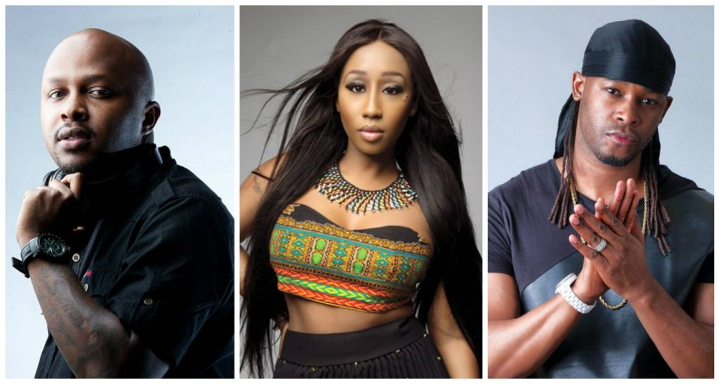 Too lit: Video for Redsan, Victoria Kimani and Dj Creme is finally out!