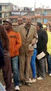 We're looking for Githeri Man: Hilarious photos of the Election 2017 star!