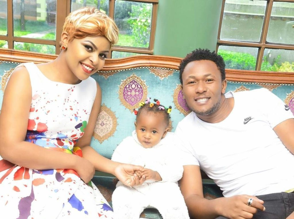 Fans hilariously tear into DJ Mo and Size 8 for this reason