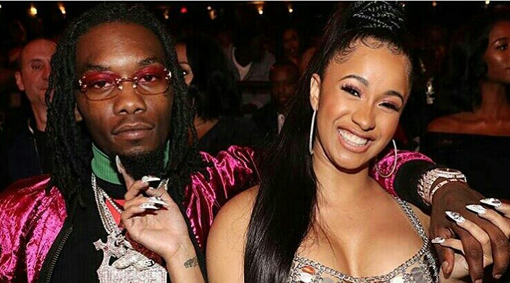 Cardi B and Offset are engaged!