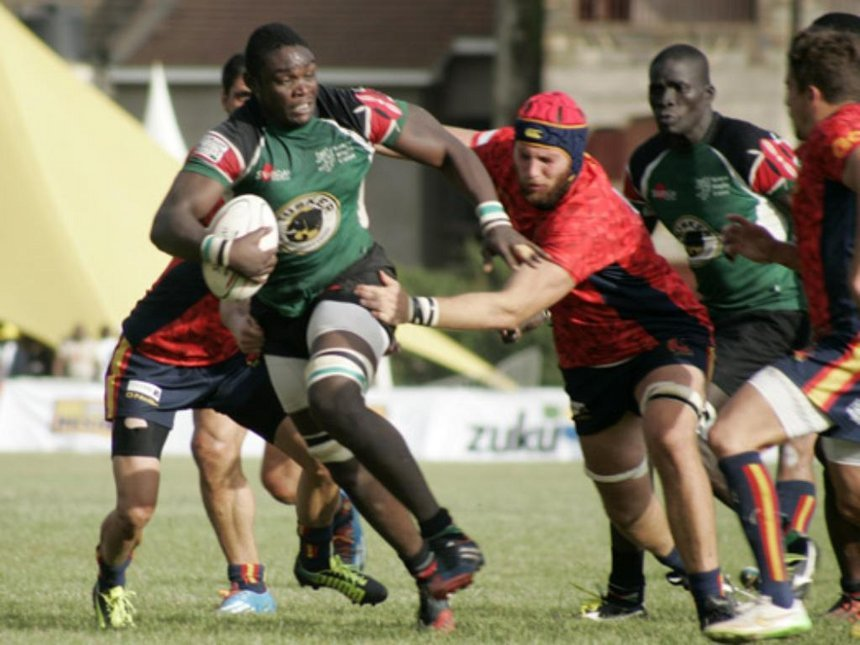 Kenya Rugby Mourns The Unfortunate Death of Okombe