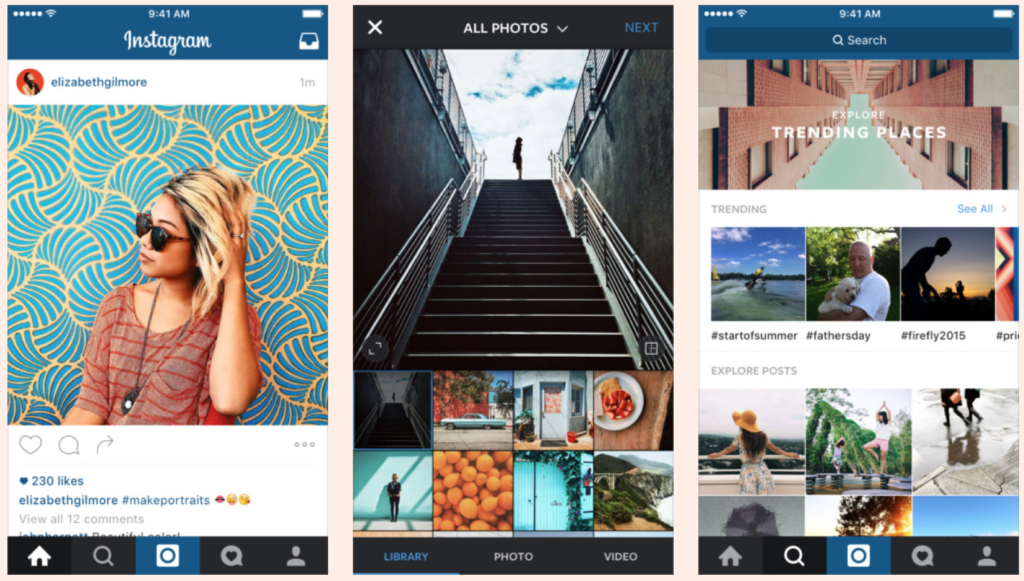 NewsFlash! Do you feel This New-Old Instagram Update? - The
