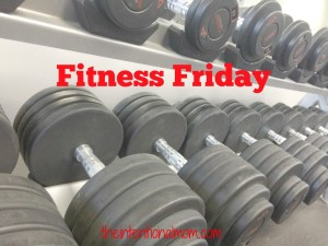 Fitness Friday, August 21