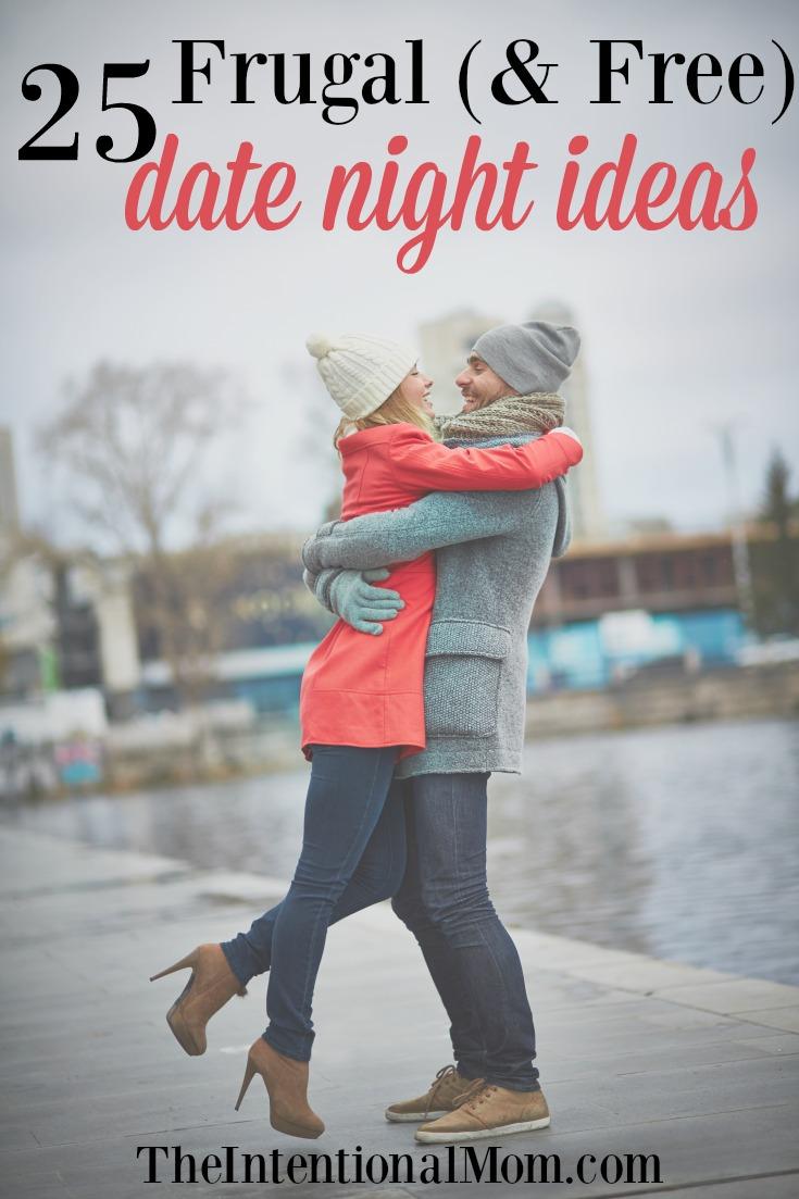 frugal free date night